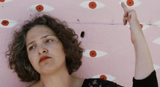 Um Quadro de Pollock com Sangue (2020)