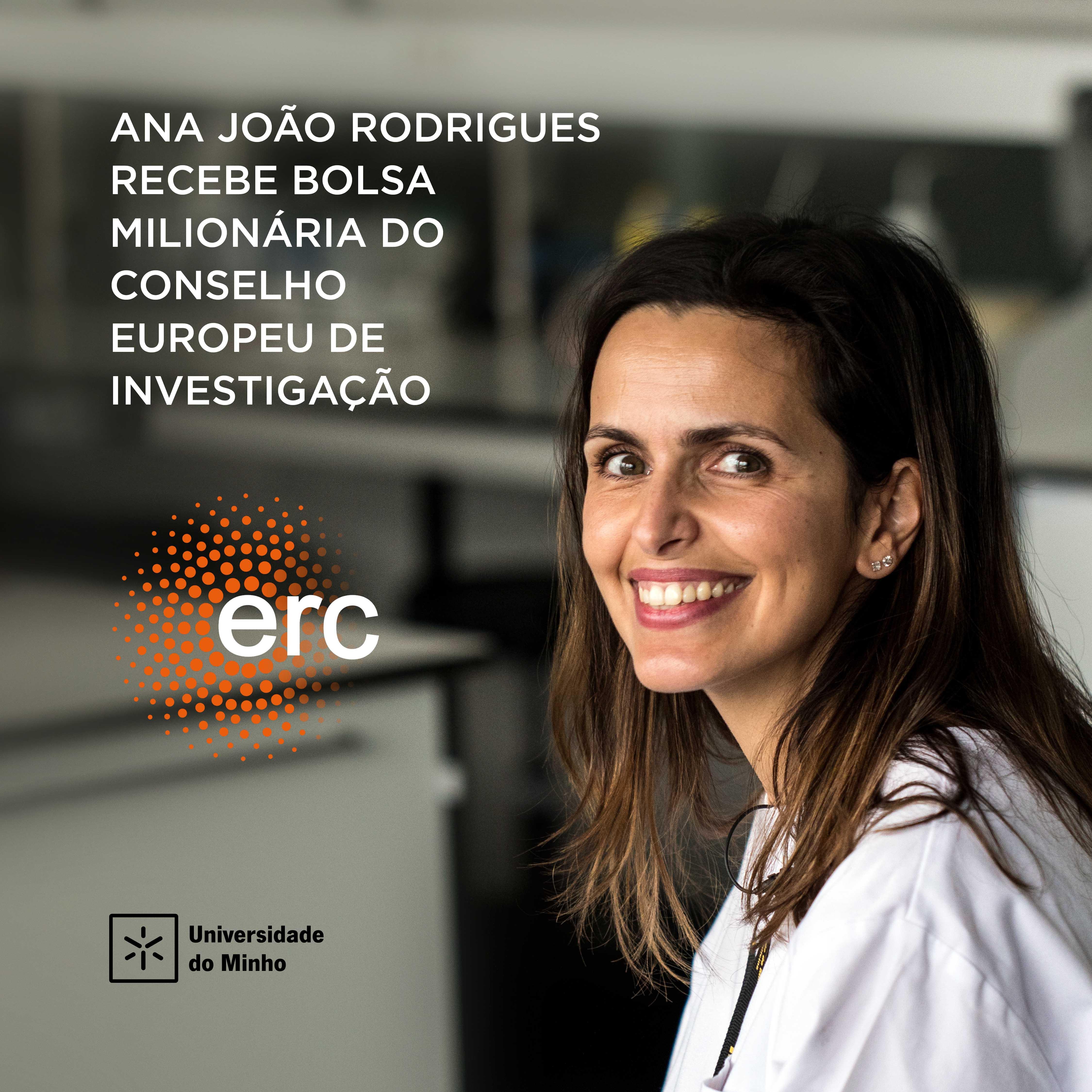 Ana João Rodrigues conquistou a bolsa da ERC