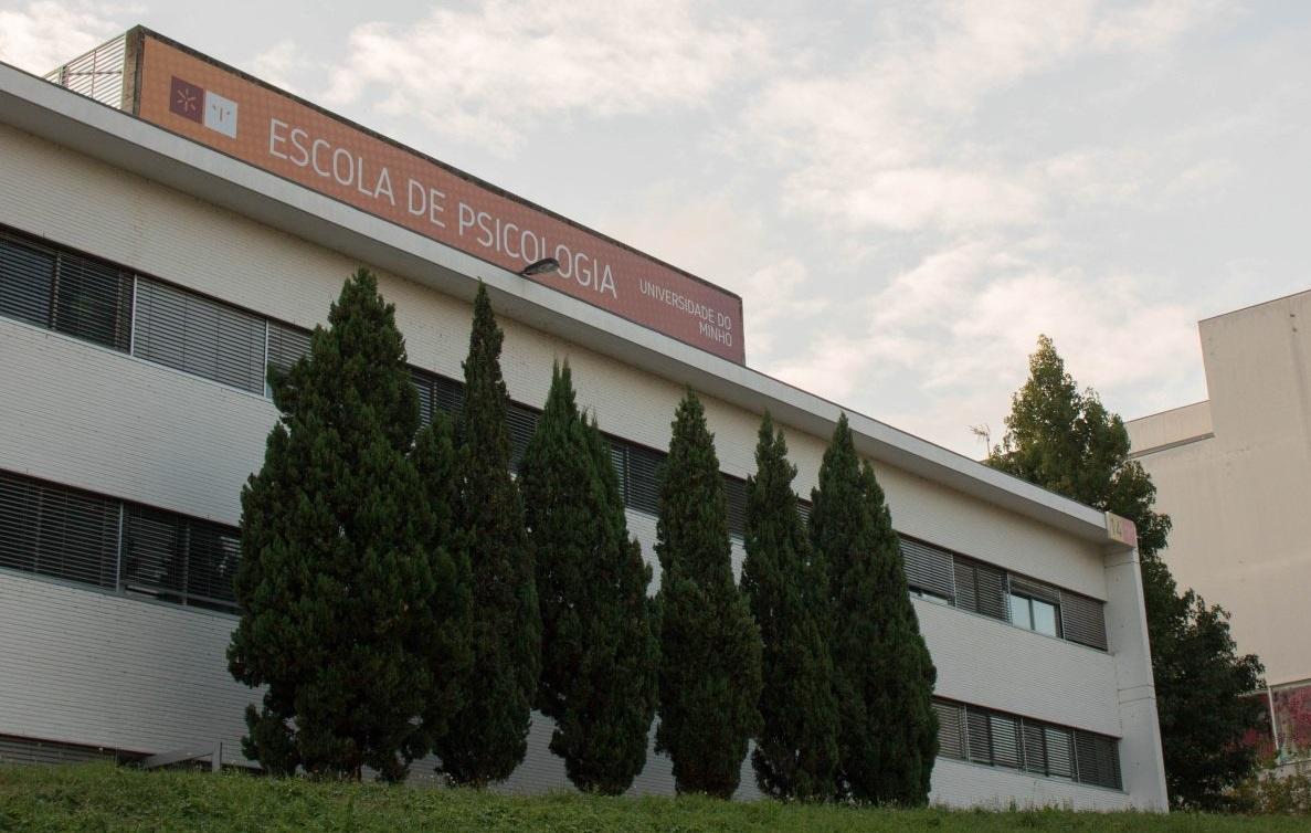 Escola de Psicologia da UMinho, em Braga