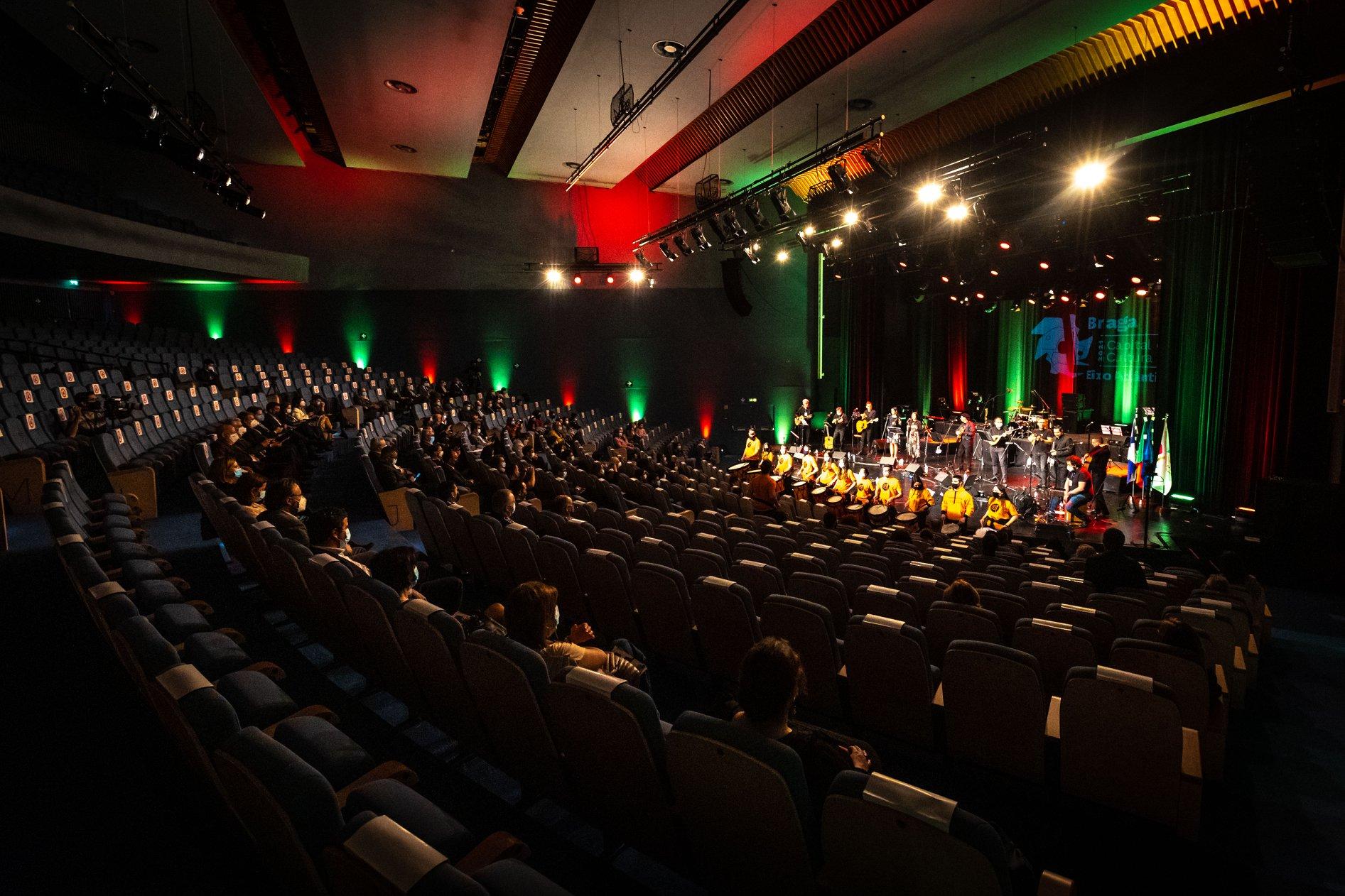 Concerto de abertura (foto: Município de Braga)