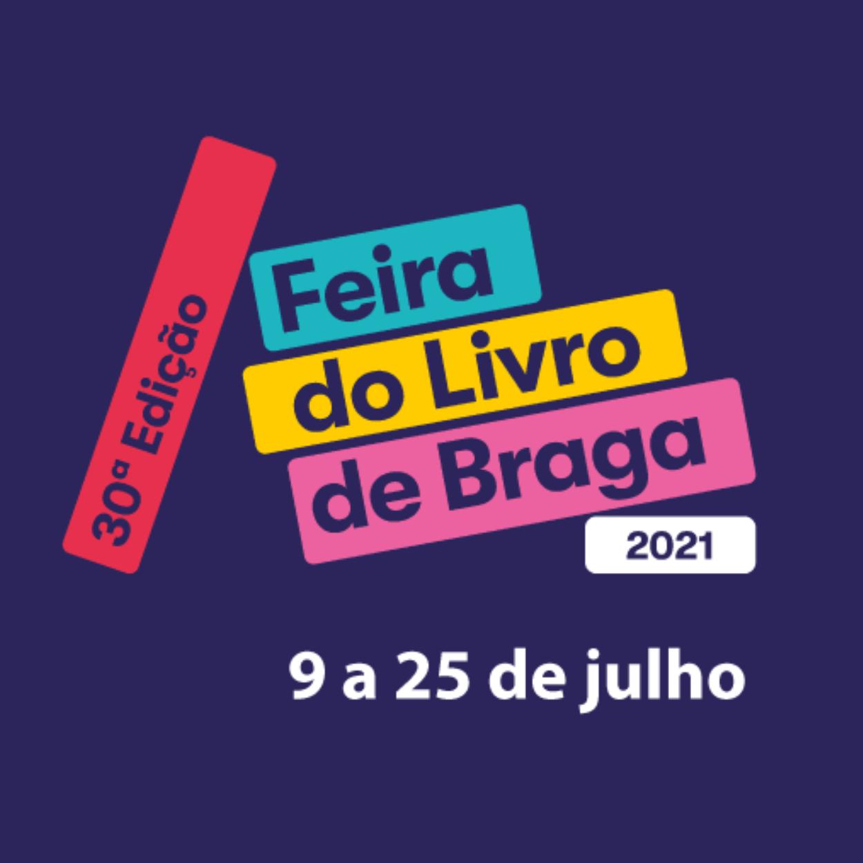 Feira do Livro de Braga 2021
