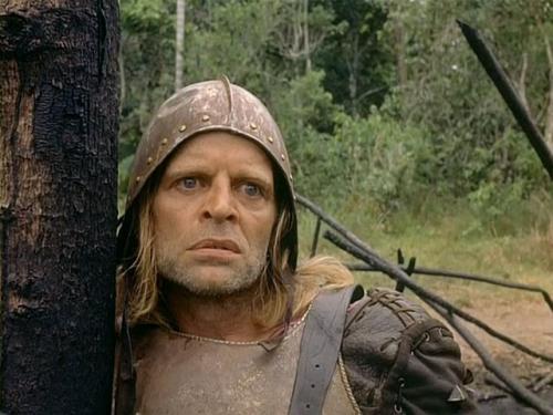 Cena do filme 'Aguirre, a Cólera dos Deuses', de W. Herzog