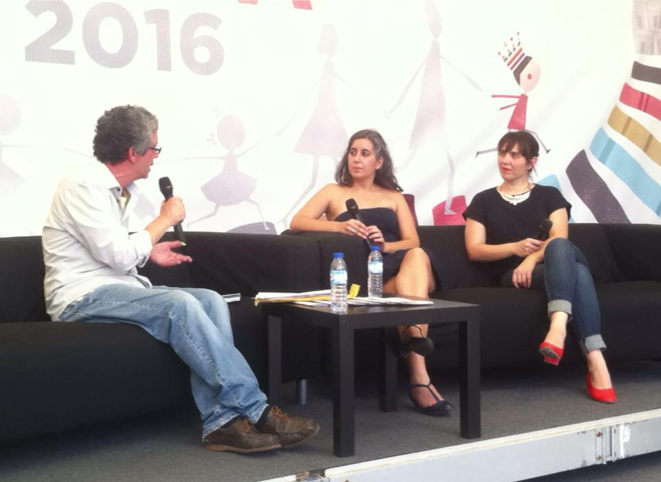 Foto - 17 de julho de 2016 - Vanessa Martins e Marta Madureira