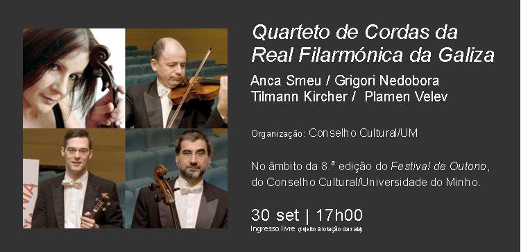 Quarteto de Cordas da Real Filarmónica da Galiza