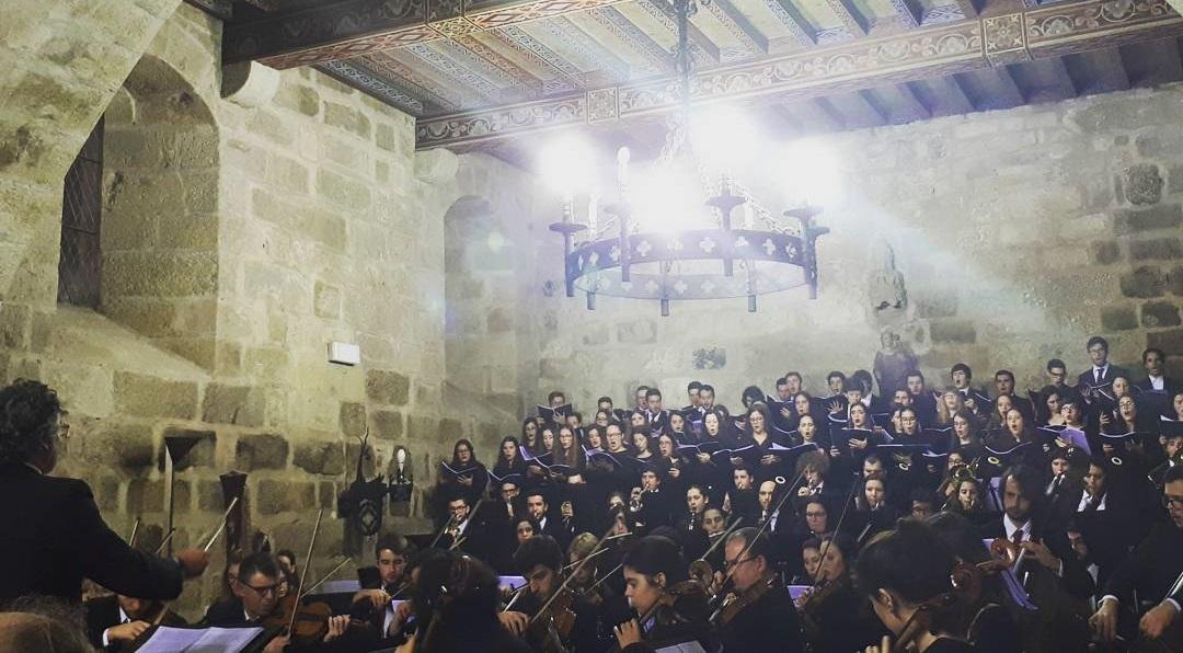Concerto comemorativo (foto de Beatriz Araújo/SRI)