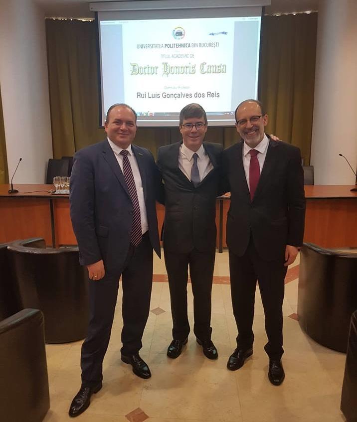 Foto: Universidade Politécnica de Bucareste