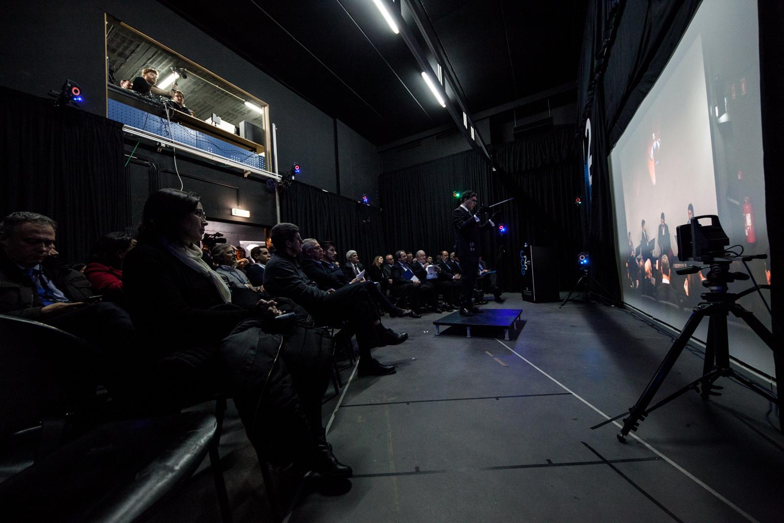 Performance (foto: Nuno Gonçalves)