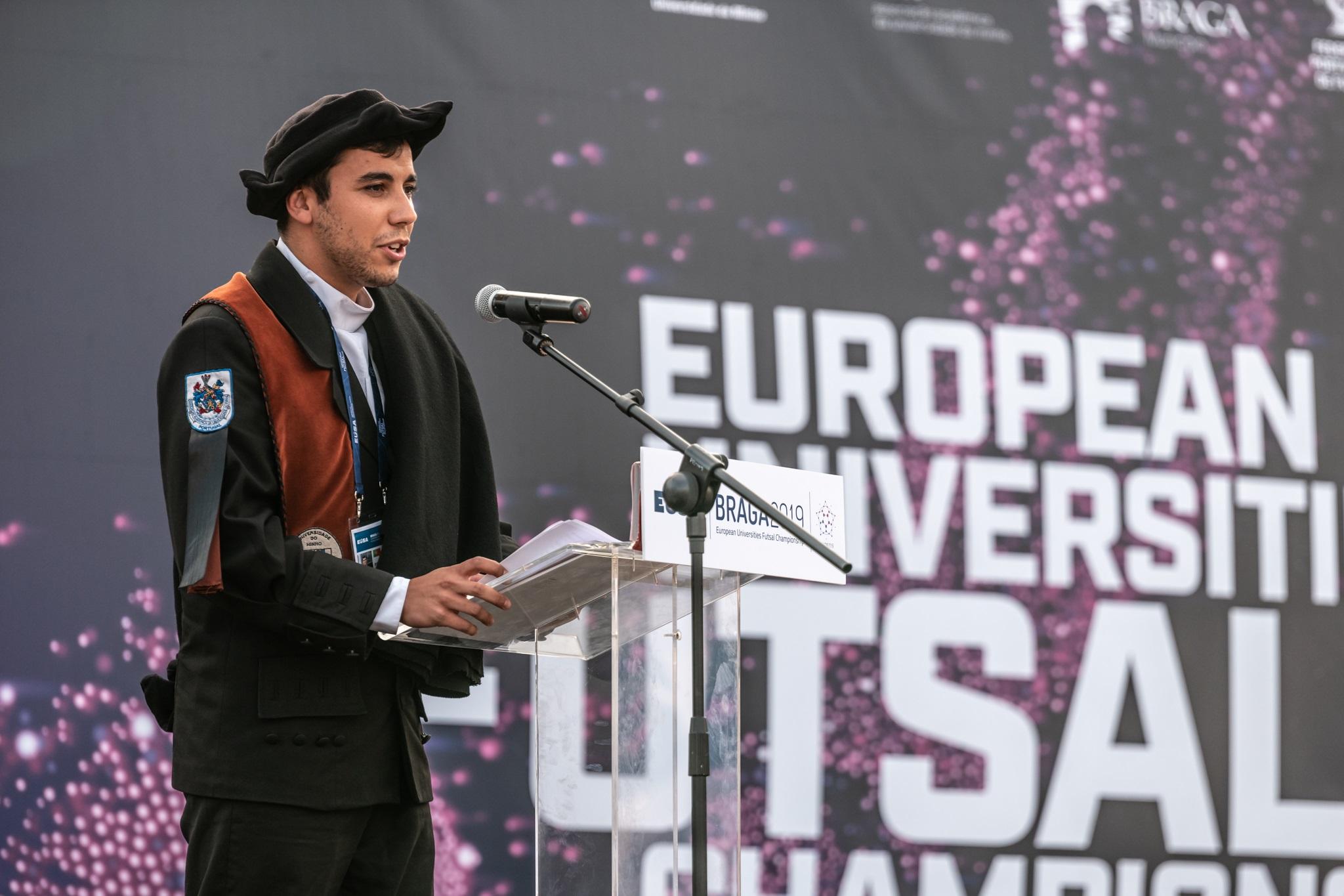 Sessão de abertura (foto: Nuno Gonçalves)
