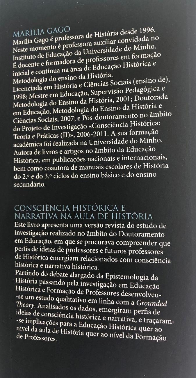 Capa Livro - Marília Gago