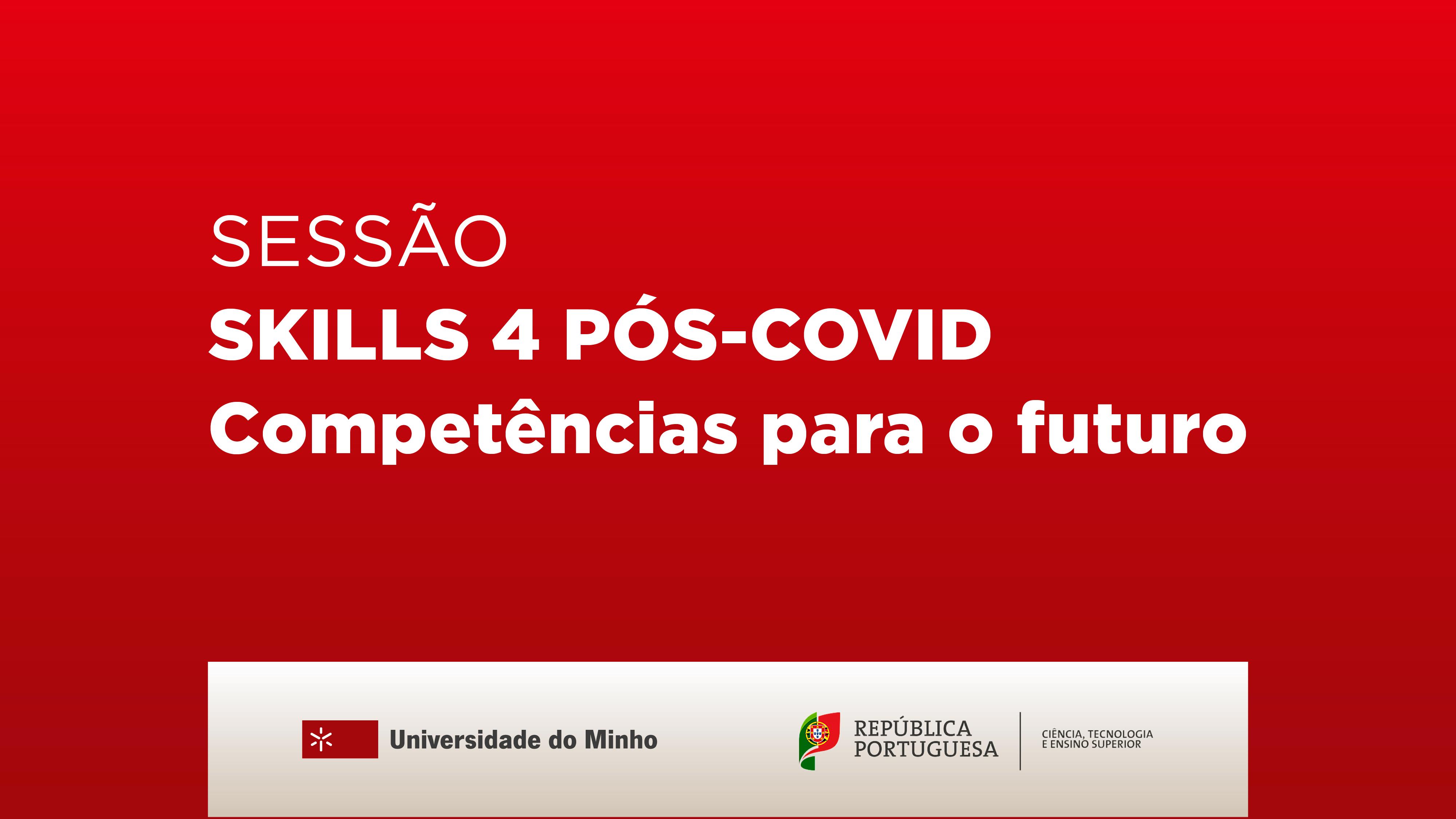 Skills 4 pós-Covid – Competências para o Futuro